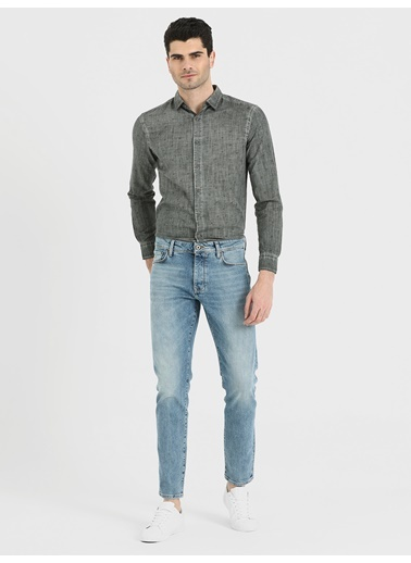 44f9e8ada415c Loft Erkek Jean Pantolon | Ricardo - Slim Fit Dennıs Wash | Morhipo |  21215098